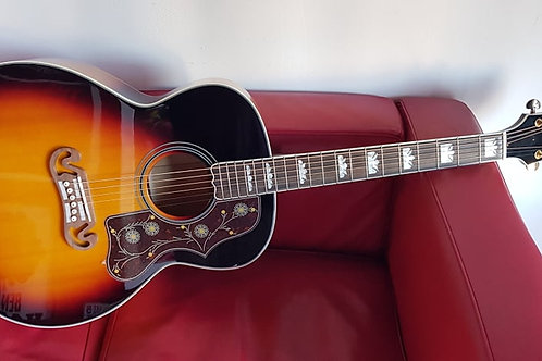 SJ-200 Standard Sunburst  Gibson Clone