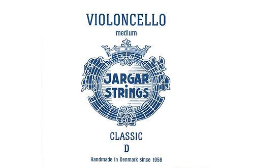 Jargar Classic Cello String D - RE Medium