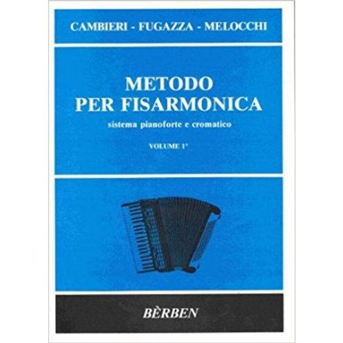 METODO PER FISARMONICA - FISARMONICA VOL 1