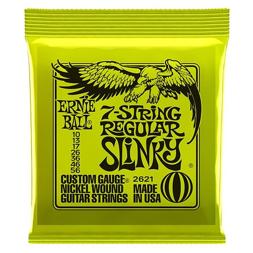 ERNIE BALL 2621 Nickel Wound Regular Slinky