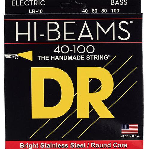 DR STRINGS LR-40 Hi-Beams