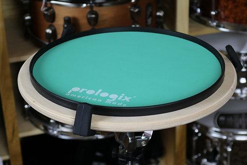 """10"""" Verde Prologix Practise Pad con rim - leggero"""