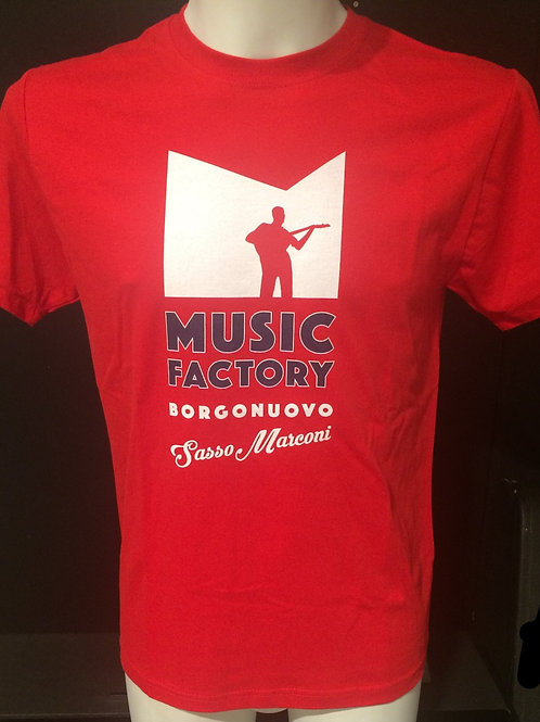 Music Factory Support T-Shirt