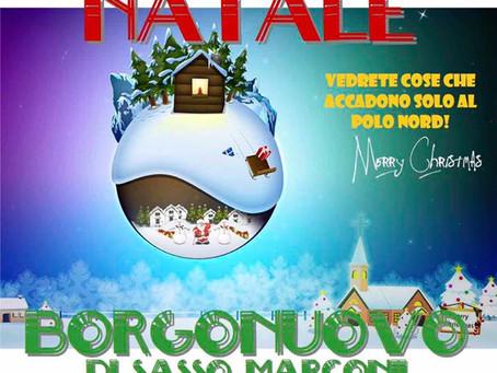 18/12 - Borgo Natale con Music Factory e il Piccolo Coro di BorgoPonte