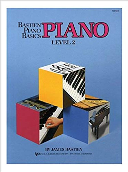 PIANO Bastien Piano Basics LEVEL 2 in English