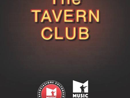 26/10 La nascita THE TAVERN CLUB