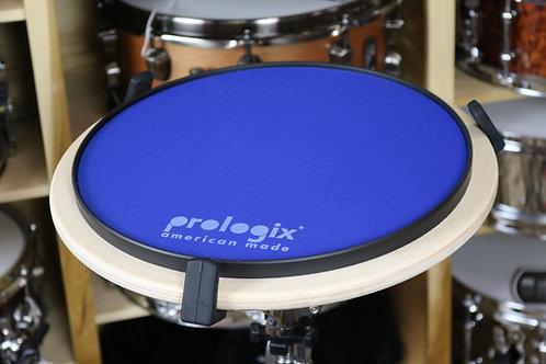"10"" Blu Prologix Practise Pad con rim - morbido"