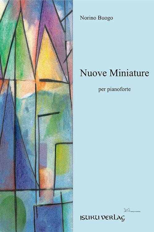 Nuove Miniature di Norino Buogo
