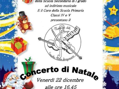 22/12 Scuole Medie a Teatro di Sasso Marconi