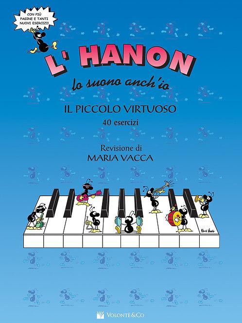 L'HANON lo suono anch'io di Maria Vacca