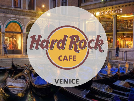 18/04 Music Factory all' Hard Rock Cafè Venezia