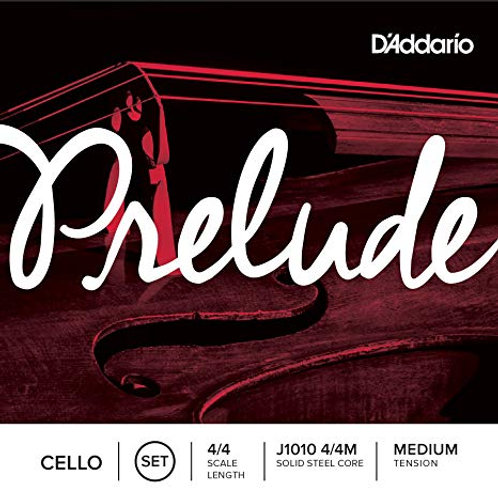 D'addario J1010-4/4M Prelude Cello 4/4 set