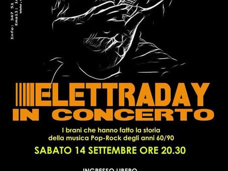 14/09 ELLETRADAY con Music Factory