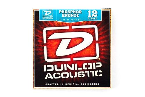 DUNLOP - DAP 12 - 54 ACOUSTIC PHOSPHOR