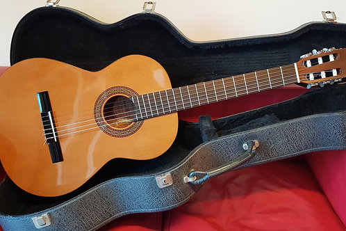 Flamenco Guitar ANTONIO MORALES - Granada