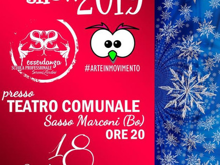18/12 - Christmas show 2019