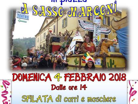 4/02 Carnevale a Sasso Marconi
