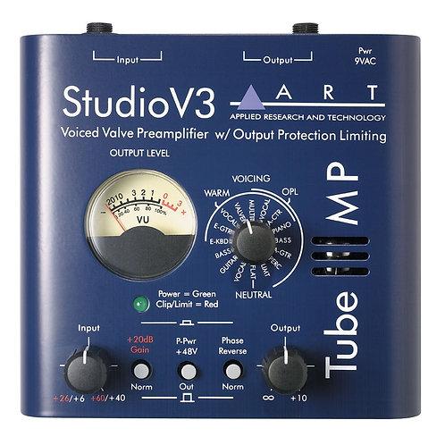Art Tube MP Studio V3 Microphone/Instrument Preamp
