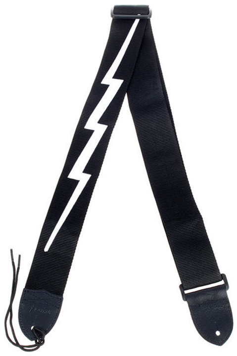 FENDER Nylon Lightning Bolt Strap