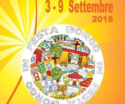 9/09 BORGO IN FESTA