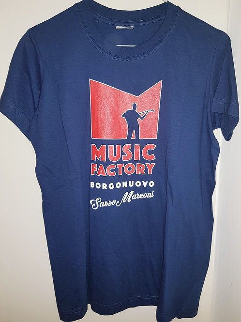 Music Factory T-SHIRT