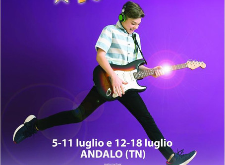 5-11 & 12-18 Luglio - CAMP OF ROCK 2020