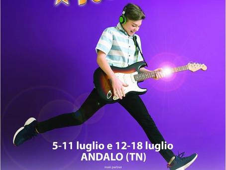 5-11 & 12-18 Luglio - CAMP OF ROCK 2020