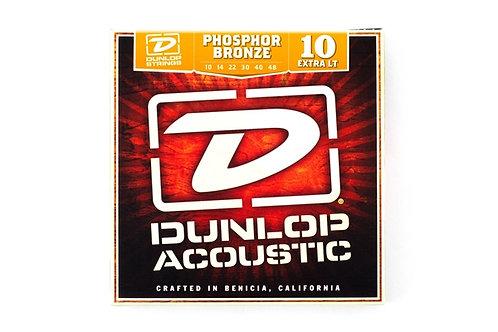 DUNLOP DAP 10 - 48 ACOUSTIC PHOSPHOR