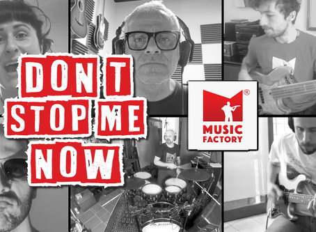Ripartono i Corsi di Musica e Canto e Musica di Insieme - E adesso non fermateci !!!!