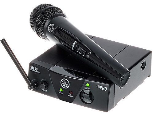 AKG Microphone Vocal wireless system