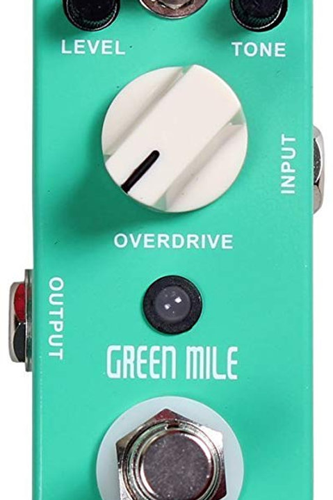 MOOER Green Mile - Overdrive