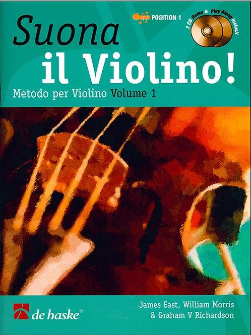 """Suona il Violino """"De Haske"""" vol. 1"""