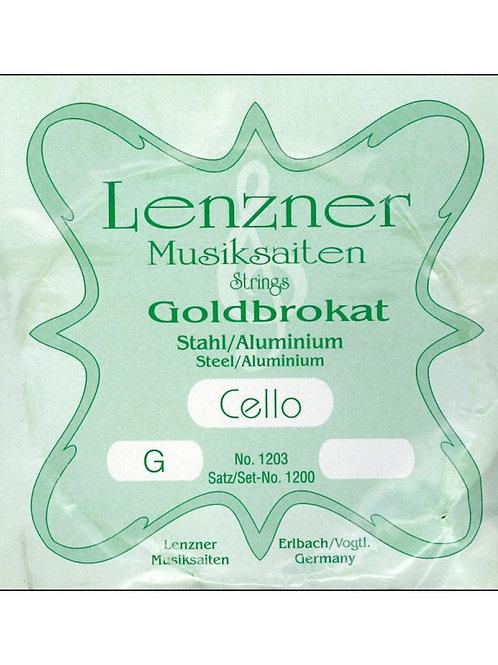 Corda per violoncello G - SOL LENZNER string