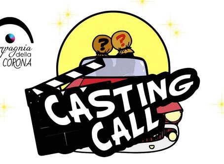 """Dal 29/6 al 14/7 Casting Call """"Grease"""" - Compagnia della Corona"""