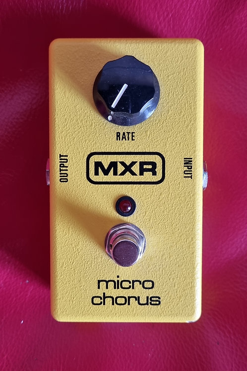 MXR Micro Chorus - M148