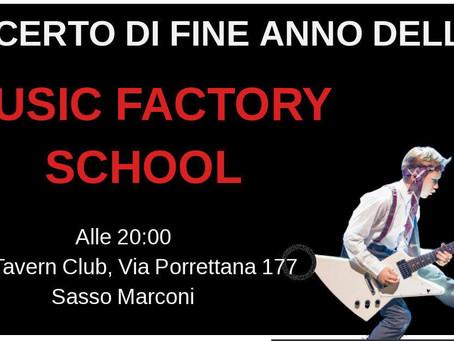 24-25-26/05 Music Factory FESTIVAL