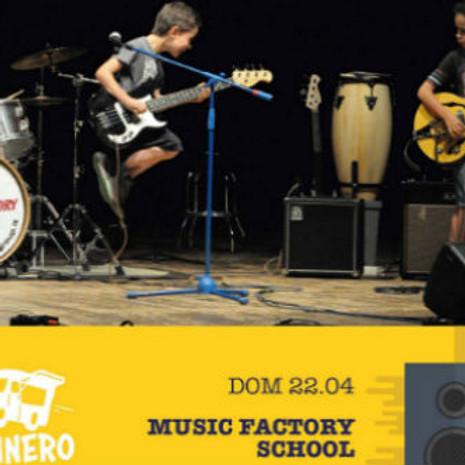 EATINERO E MUSIC FACTORY