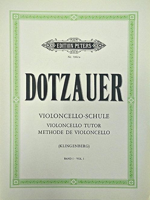Violoncello Schule vol.1 DOTZAUER