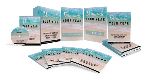 Yruymi Dominate Your Year