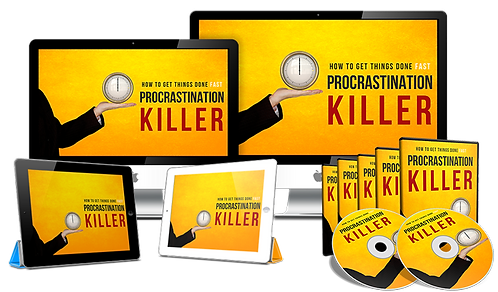 Yruymi Procrastination Killer