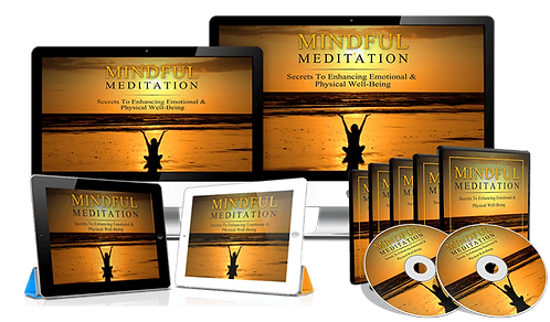 Mindful Meditation (Video Course)