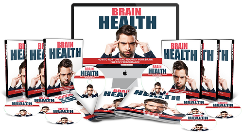 The Complete Guide To Brain Health