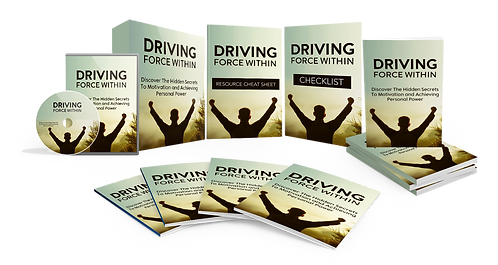 Driving Force Within (Video Course)