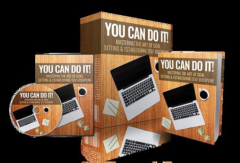 Yruymi You Can Do It!
