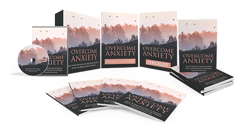 Overcome Anxiety (Video Course)