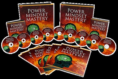 """""""Power Mindset Mastery"""""""