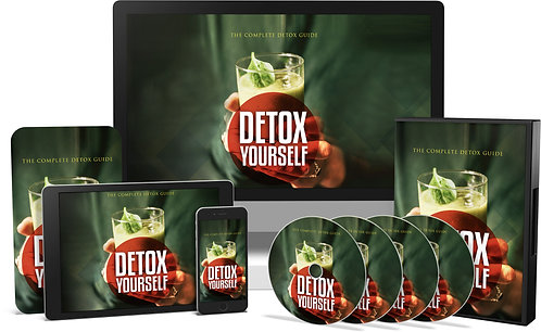 Yruymi Detox Yourself