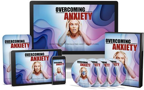 Yruymi Overcome Anxiety!