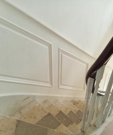 staircase painting bullbridge derbyshir