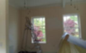 painting flat in belper